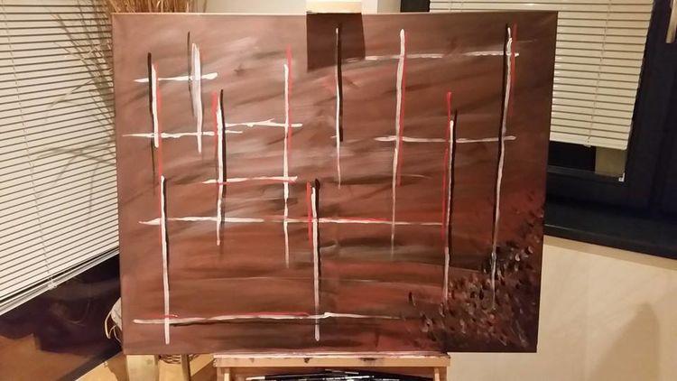 Malerei, Abstrakt, Ausdruck