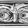 Augen, Achtung, Gesicht, Druckgrafik