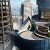 Unternehmen, Modellbau, Landschaft, Interior design