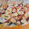 Abstrakte kunst, Gemälde abstrakt, Acrylmalerei, Abstrakte malerei
