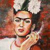 Malarei, Acrylmalerei, Moderne malerei, Zeitgenössische malerei