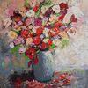 Acrylmalerei, Malerei, Stilllenen, Moderne malerei