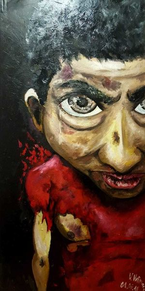 Kinder, Krieg, Konflikt, Leid, Motivation, Ausdruck