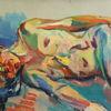 Gemälde, Akt, Aktmalerei, Malerei