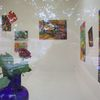 Ausstellung, Sommerfest, Parkgalerie, Pinnwand