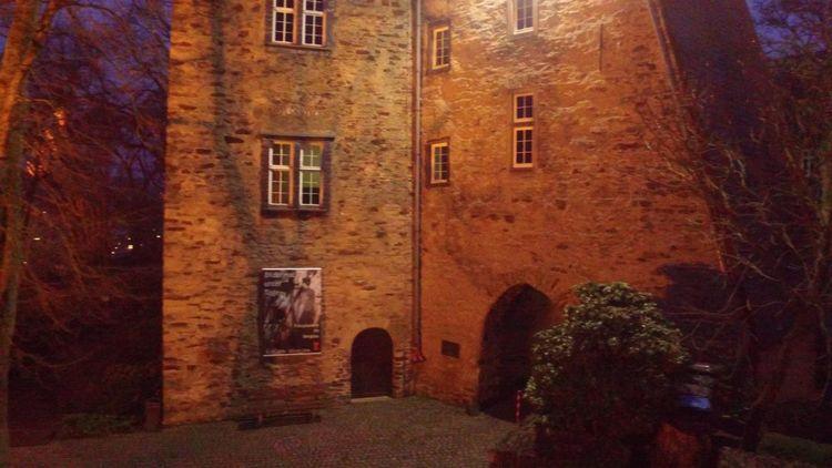 Nachtblick in siegen architektur nachtgedanken wesentlich fotografie von norbert hoffmann - Architektur siegen ...
