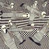 Abstrakt, Surreal, Schwarz, Mischtechnik