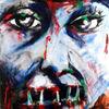 Tod, Extrem, Blut, Portrait