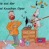 Oper, Ein team, Aquarellmalerei, Comic