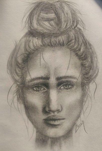 Kontrast, Schwarzweiß, Portrait, Schattierung, Schatten, Grau