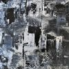 Weiß, Abstrakt, Schwarz, Malerei