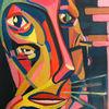 Augen, Abstrakt, Menschen, Portrait
