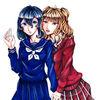 Manga, Manga mädchen, Japanisch, Anime
