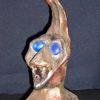 Ton, Skulptur, Keramik, Gesicht