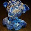 Figural, Skulptur, Büste, Keramik