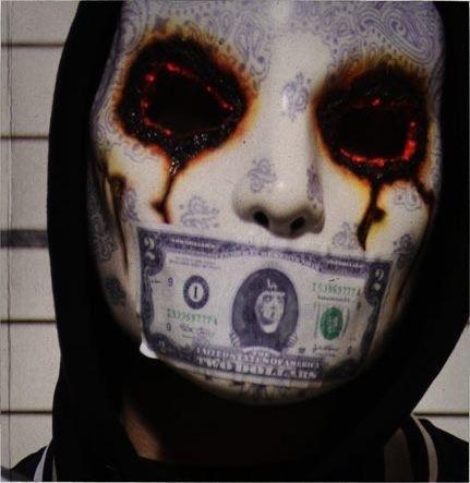 Pinnwand, Maske