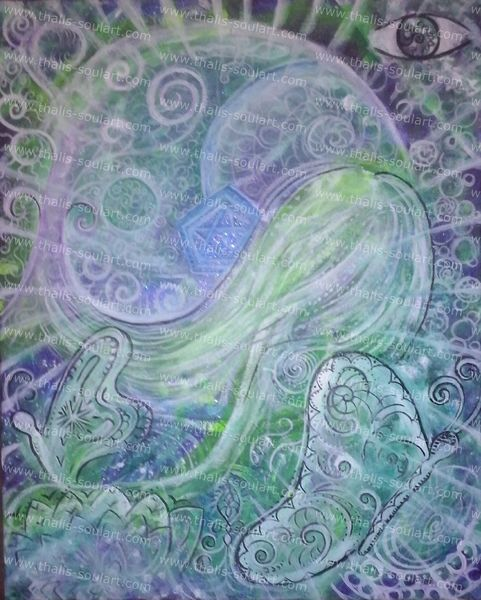Frieden lichttraum, Heilung, Luzid, Seelenkunst, Traum, Klartraum