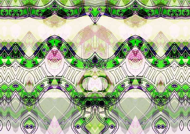 Abstrakt, Bunt, Bschoeni, Struktur, Grün, Maserung