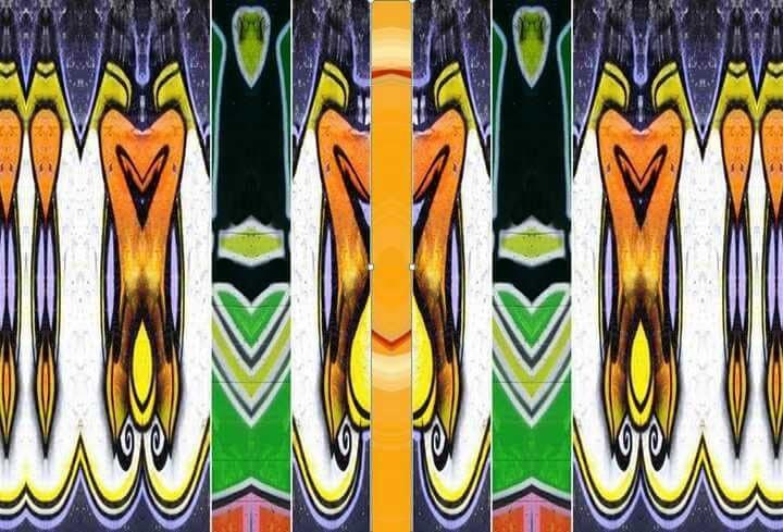 Bschoeni, Graffiti, Bunt, Abstrakt, Digitale kunst,