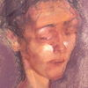 Portrait, Pastellmalerei, Zeichnung, Zeichnungen