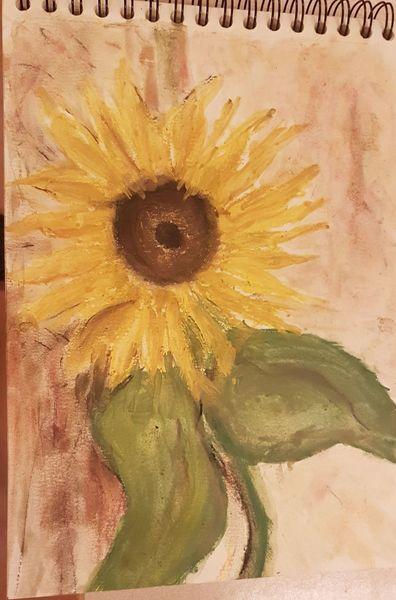 Malerei, Figural, Pastellmalerei