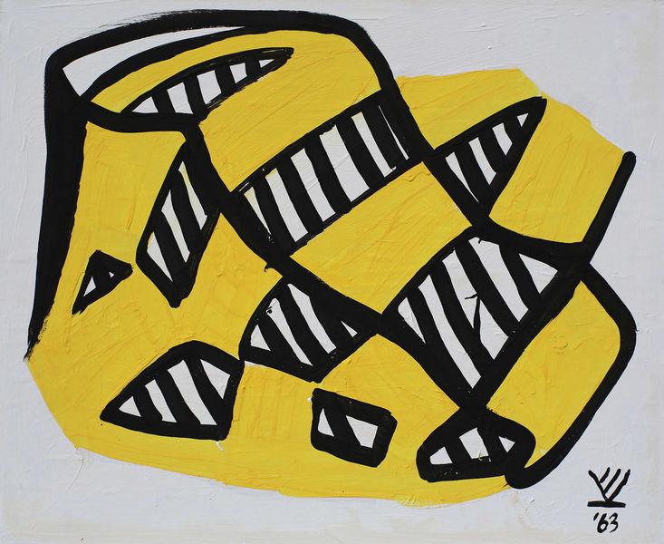 Kryptokunst, Gelb, Bienenkunst, Bienensterben, Mathematiker, Biene