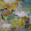 Abstrakt, Abstrakte malerei, Expressive abstraktion, Malerei