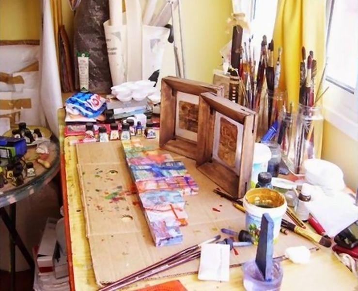Atelier, Fotografie, Studio de arte, Matilde cánepa gonzález, Pinnwand