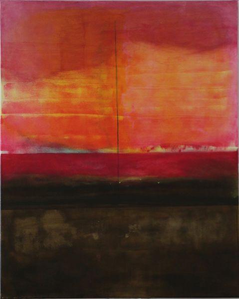 Modern, Acryl auf leinwand, Abstrakt, Malerei, Expressionismus, Farben