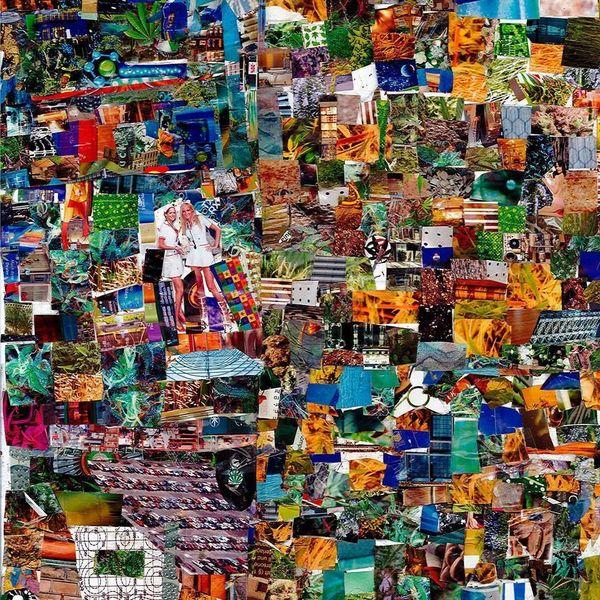 Bunt, Farben, Collage, Thc, Mischtechnik