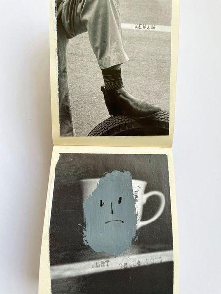 Trübe tasse, Illustrationen,