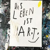 Yesart, Leben, Yes, Malerei