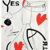 Yes, Zeichnung, Yesart, Zeichnungen
