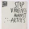 Yesart, Jaune, Gewalt, Zeichnungen