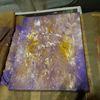 Eiskristalle, Fantasie, Abstrakt, Malerei