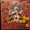 Blumen, Modern art, Farben, Malerei
