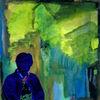 Angekommen, Aufgenommen, Collage, Digitale kunst