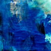 Blau, Farben, Abstrakt, Malerei