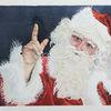 Nikolaus, Bart, Santa clause, Zipfelmütze