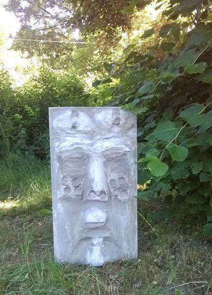 Figur, Modern art, Plastik,