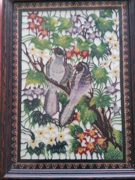 Pinnwand, Vogel