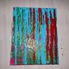 Abstrakt, Acrylmalerei, Dekoration, Bunt