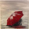 Aquarellmalerei, Kollege geburtstag, Öl bilder, Rot