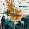 Malerei, Abstrakt, Modern art