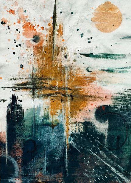 Modern art, Abstrakt, Malerei