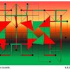 Dreiecke, Rot, Grün, Analyse