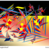 Komposition, Experimentell, Digitale kunst,