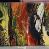 Acrylmalerei, Pouring, Mischtechnik, Farben