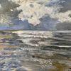 Meer, Wasser, Himmel, Malerei