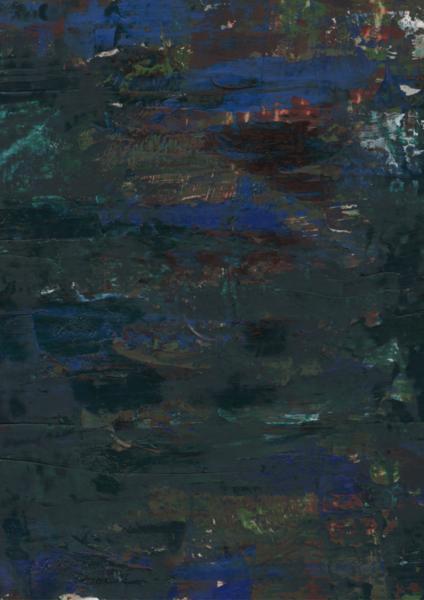 Ölmalerei, Modern, Grafit, Design, Malerei, Rot